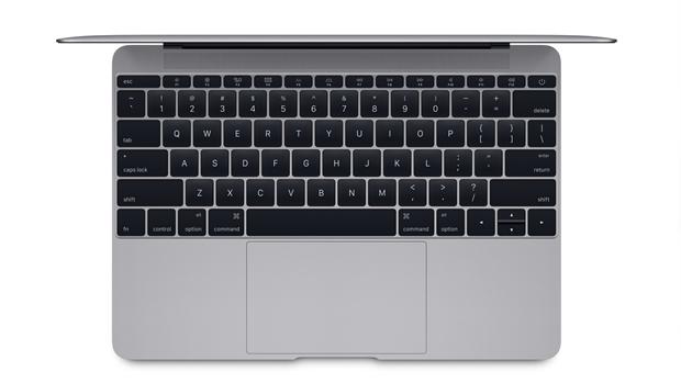 Клавиатура нового макбука. Изображение № 1.