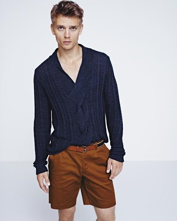 Лукбуки: Мужская и женская коллекции H&M SS 2012. Изображение № 23.