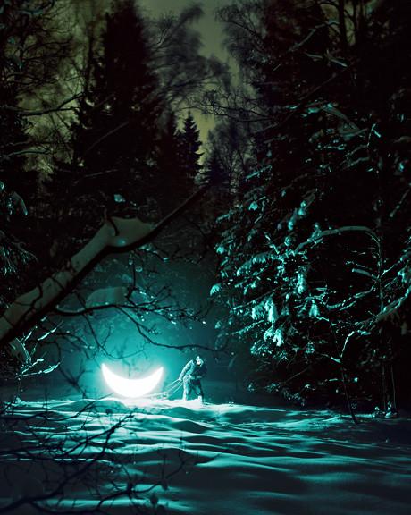 """""""Частная луна"""". Изображение № 5."""