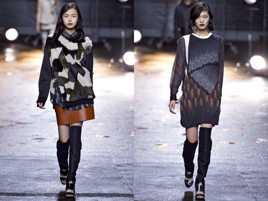 Неделя моды в Нью-Йорке: День 5. Изображение № 6.