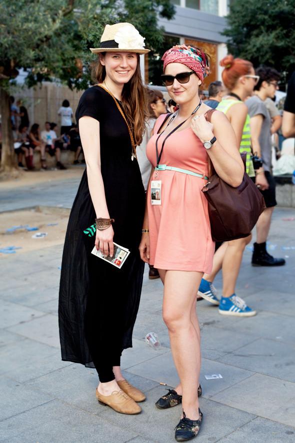 Пестрые рубашки и темные очки: Посетители фестиваля Sonar 2012. Изображение № 24.