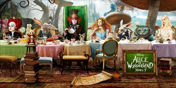 Alice in Wonderland. Изображение № 8.