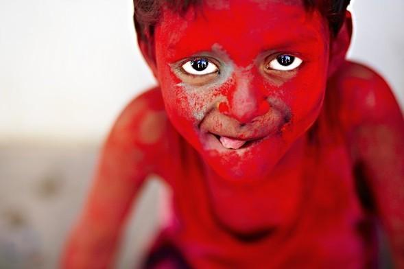 Торжество цвета. Poras Chaudhary. Изображение № 21.