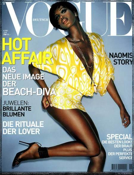 Naomi Campbell. Изображение № 9.