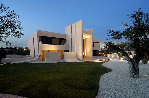 Изображение 8. Дом в Мадриде от студии A-cero.. Изображение № 8.