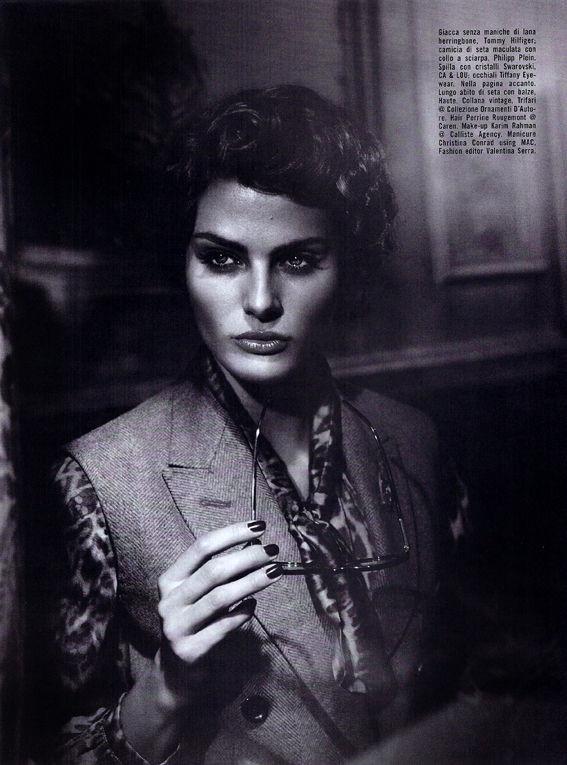 Съёмка: Изабели Фонтана для Vogue. Изображение № 15.