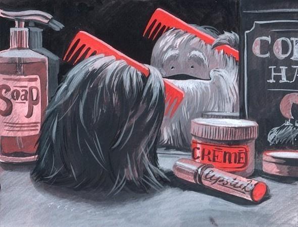 Художник не должен быть голодным. Изображение № 25.