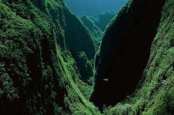 Ущелье Bras de Caverne на острове Реюньон. Изображение № 39.