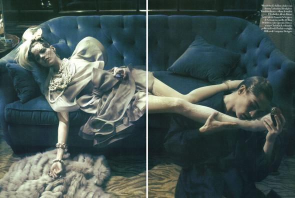 Vogue Italia March 2010. Изображение № 17.
