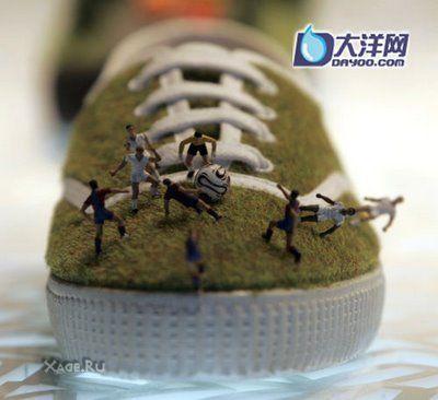 Такая странная обувь. Изображение № 6.