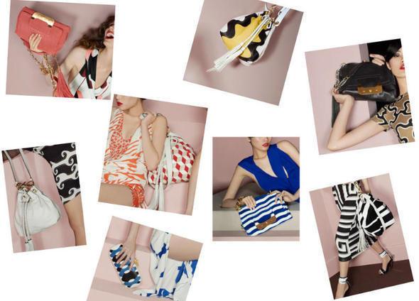 Изображение 29. Рекламные кампании: Diane von Furstenberg, Karl Lagerfeld, McQ и другие.. Изображение № 16.