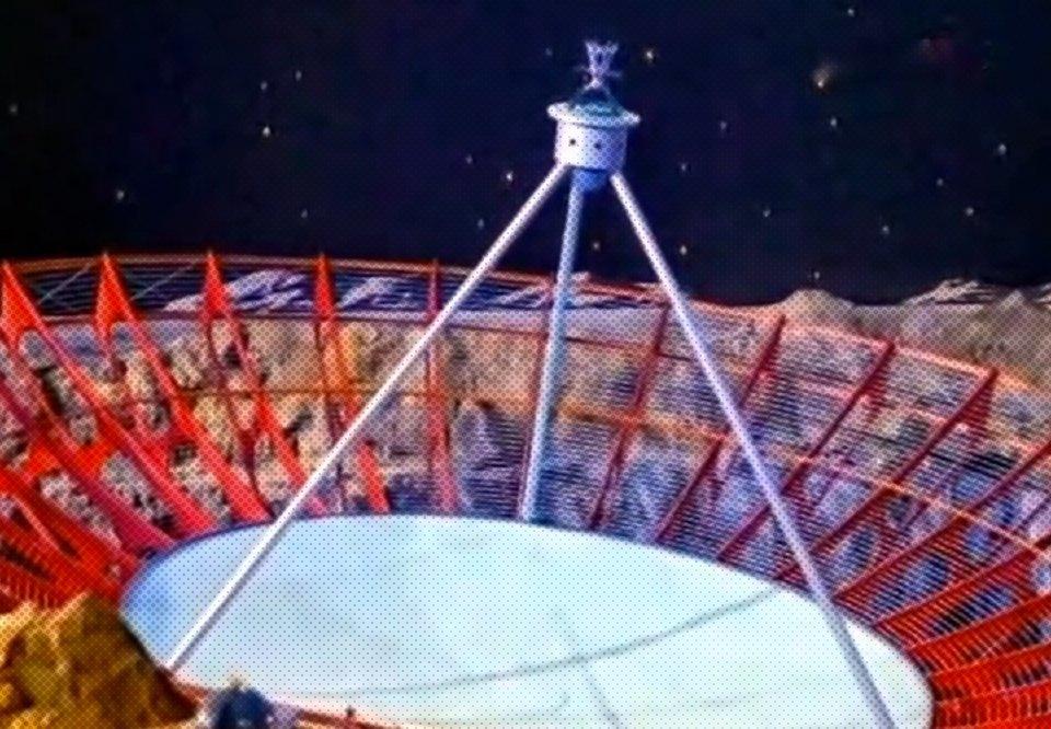 Как представляли колонизацию Луны  в СССР 60-х. Изображение № 11.