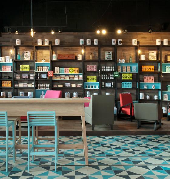Место есть: Новые рестораны в главных городах мира. Изображение № 106.