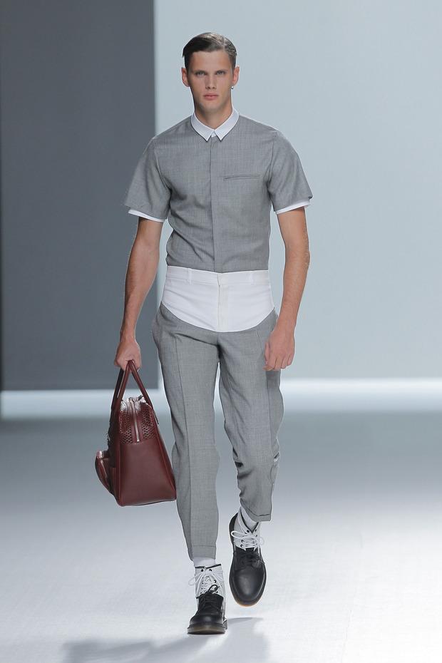 Madrid Fashion Week SS 2013: DAVIDELFIN. Изображение № 6.