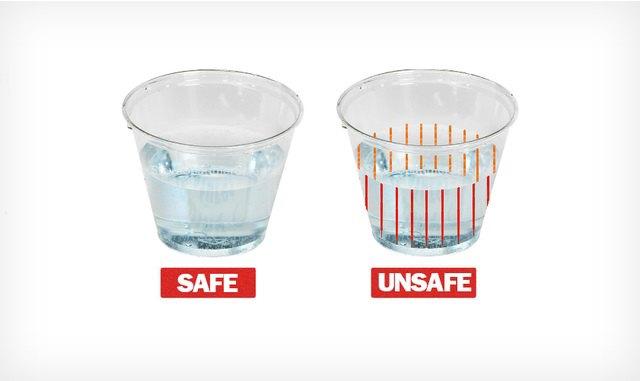 Учёный разработал стаканы, предотвращающие отравление наркотиками. Изображение № 1.
