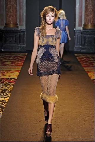 Алена Ахмадуллина на Парижской неделе моды. Изображение № 21.