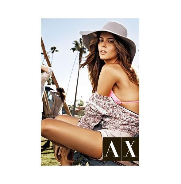 Кампании: Armani Exchange, Gap и H&M. Изображение № 8.