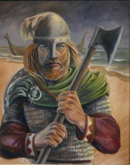 Мэл и Лео - викинги трепещите!!. Изображение № 1.
