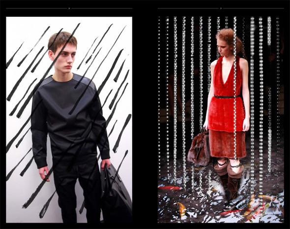 PRADA LOOKBOOK FW'09. Изображение № 9.