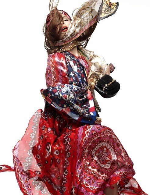 Съёмка: Карола Ремер для Vogue. Изображение № 7.