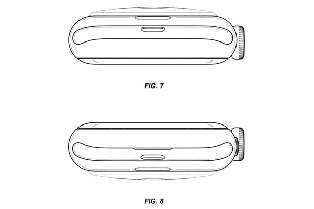 Apple запатентовала внешний вид Watch. Изображение № 6.