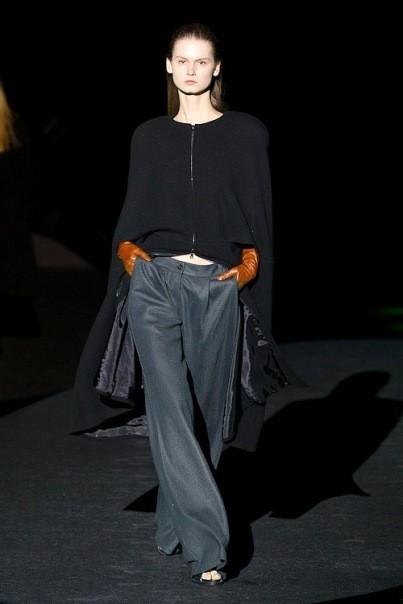 Изображение 11. Volvo Fashion Week. День 2. Cyrille Gassiline FW 2011.. Изображение № 13.