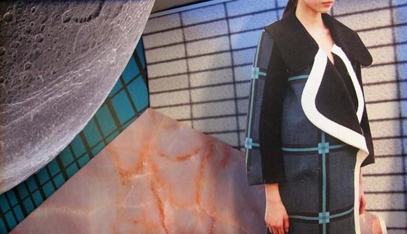 Лукбук: Prada Fantasy FW 2011. Изображение № 1.