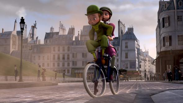 """Монстр в Париже"" (3D). Изображение № 5."