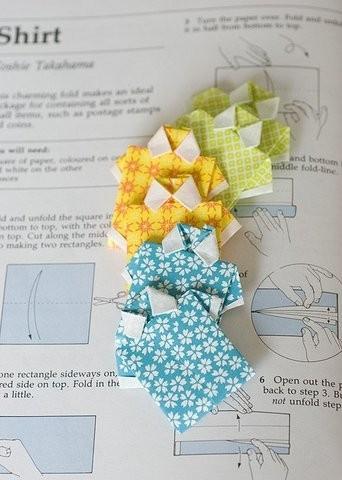 Любовь к бумаге или 1001 оригами. Изображение № 43.