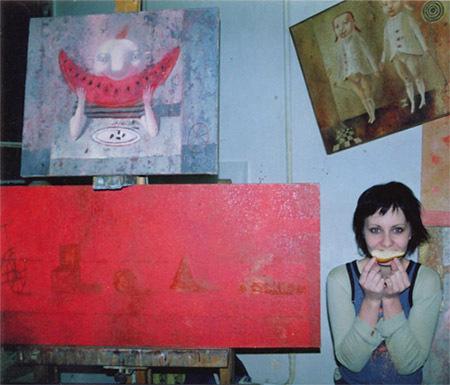 Наивная живопись Светланы Румак. Изображение № 1.