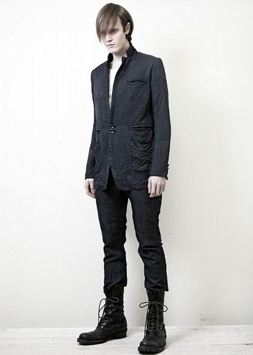 NUDE AW 2011 HOMME. Изображение № 2.