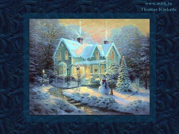 Рождественский дух. Изображение № 34.