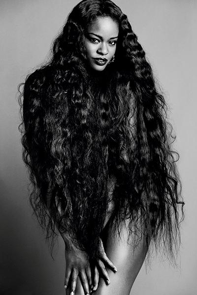 Азилия Бэнкс, хип-хоперша и любительница сипанка. Изображение № 1.