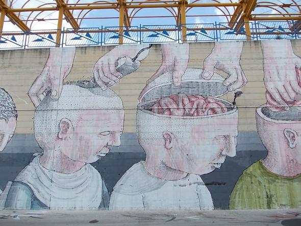 Лучшие стрит-арт проекты 2011 года. Изображение №18.