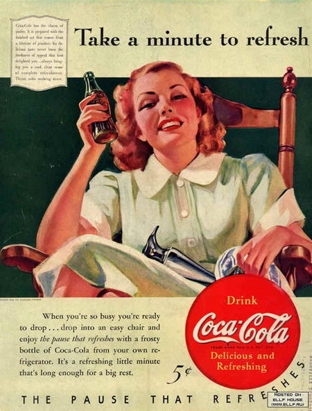 Coca – ine. Желательно испытывать жажду). Изображение № 2.