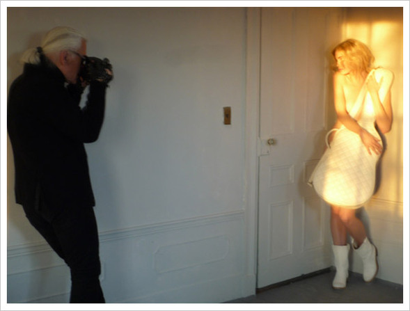 AdCampaign: Chanel SS09. Изображение № 4.
