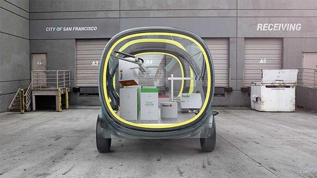Концепт: как будет выглядеть транспорт в 2029 году. Изображение № 23.