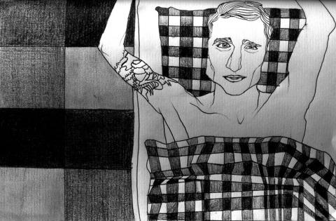 Рисунки Агнес Болмгрен. Изображение № 8.