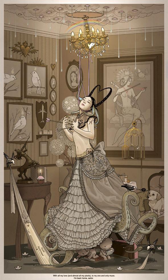 Chiara Bautista (Milk). Изображение № 11.
