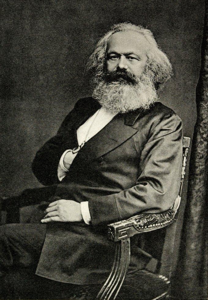 Карл Маркс. Изображение № 1.