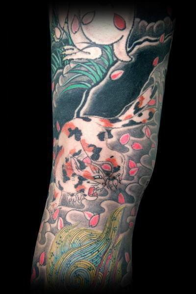 Изображение 21. Значение японских татуировок.. Изображение № 8.