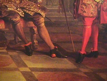 Мужские туфли накаблуках. Изображение № 2.