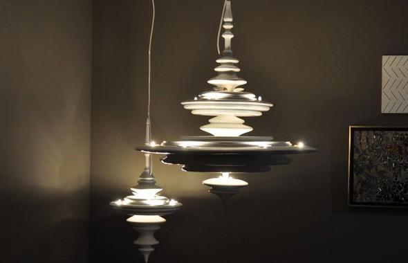 Лампы на Миланской Неделе Дизайна 2010. Изображение № 16.