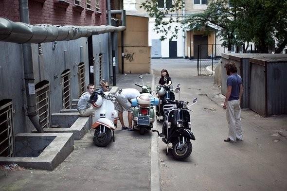 Изображение 50. Дневники мотоциклистов.. Изображение № 12.