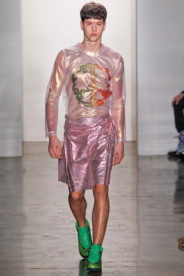 Лукбук Jeremy Scott A/W 2012-13, Женская и мужская коллекции. Изображение № 23.