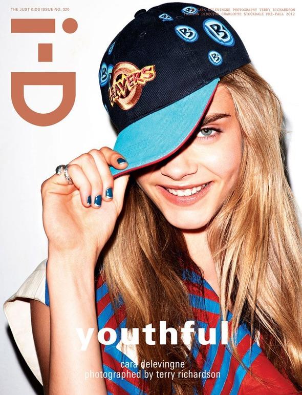 Под прикрытием: Новые обложки Dansk, i-D, Richardson, Surface, Vogue. Изображение № 2.