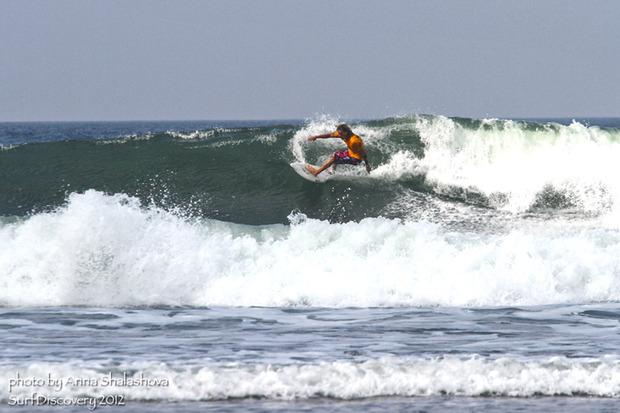 Результаты российских соревнований по серфингу Surf Jam Bali 2012. Изображение № 20.