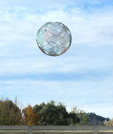 10 художников, создающих оптические иллюзии. Изображение №70.
