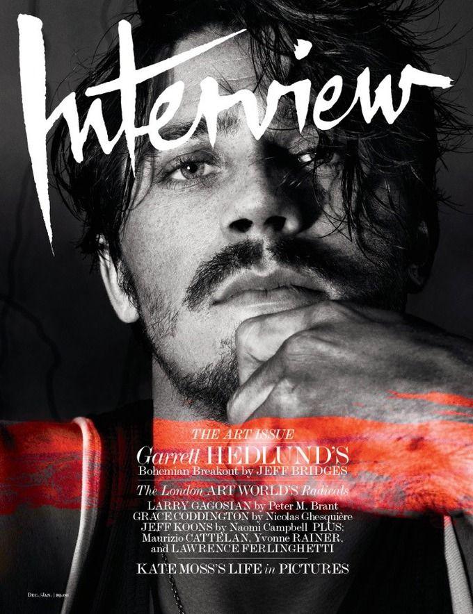 Interview, Muse, Russh и другие журналы показали новые обложки. Изображение № 6.
