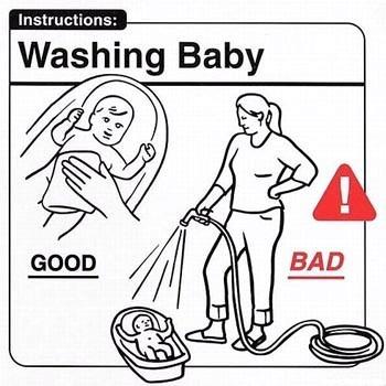 Инструкция поэксплуатации младенца. Изображение № 17.